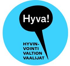 Hyvinvointivaltion vaalijat ry – HYVA